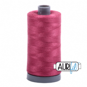 Aurifil 28 Cotton Thread - 2455 (Raspberry)